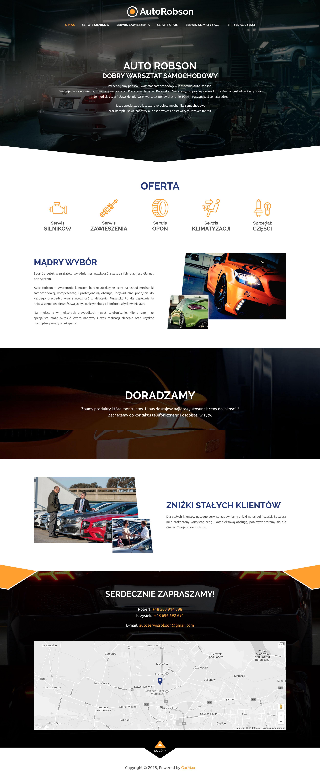 AutoRobson - Strona Główna
