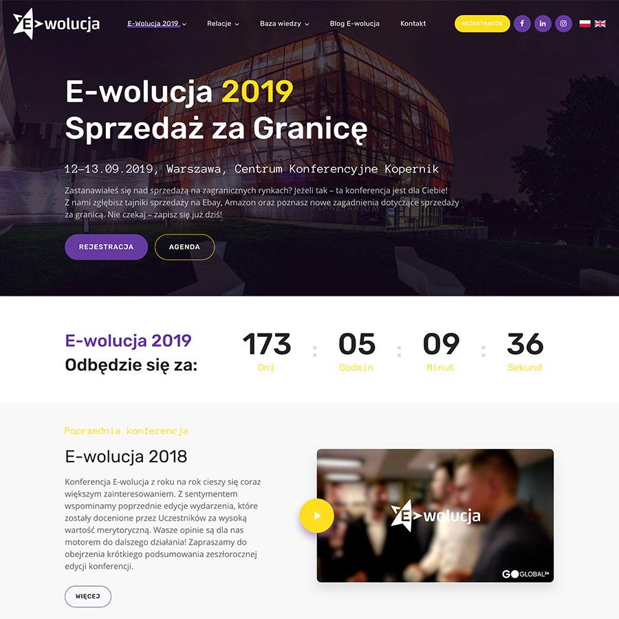 E-wolucja