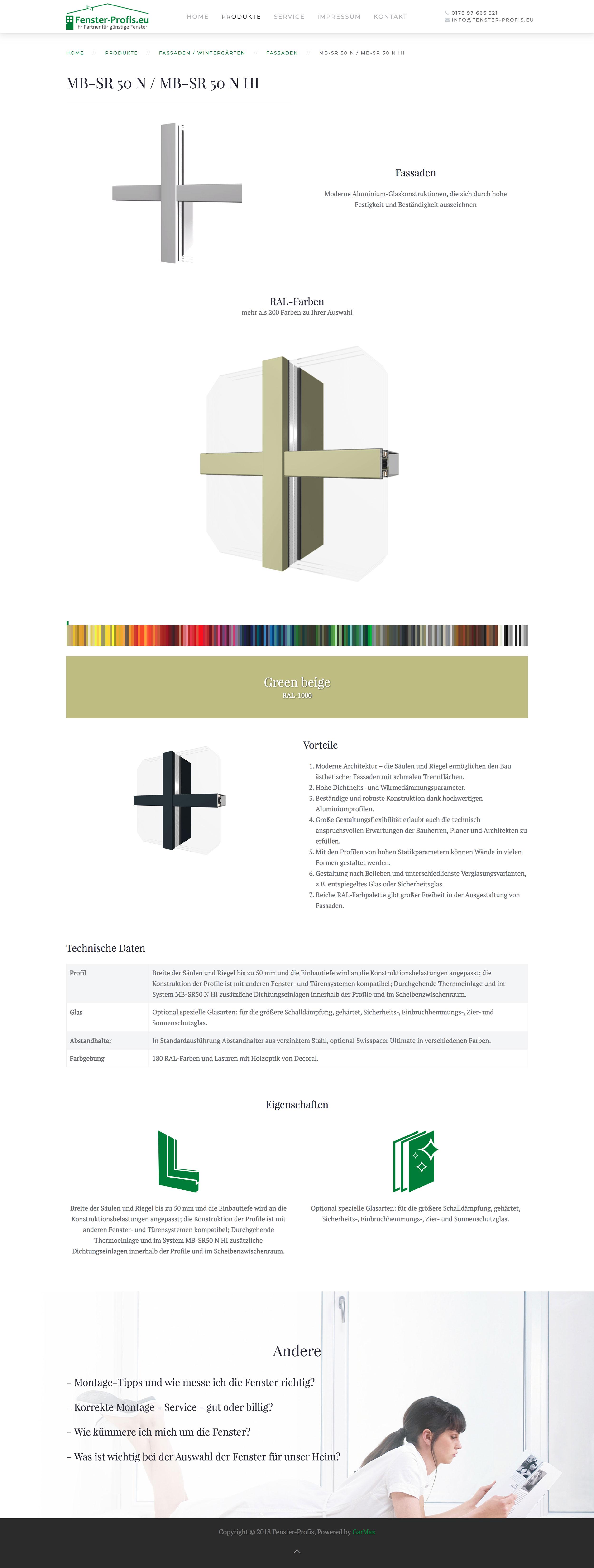 Fenster-Profis - Produkt 4