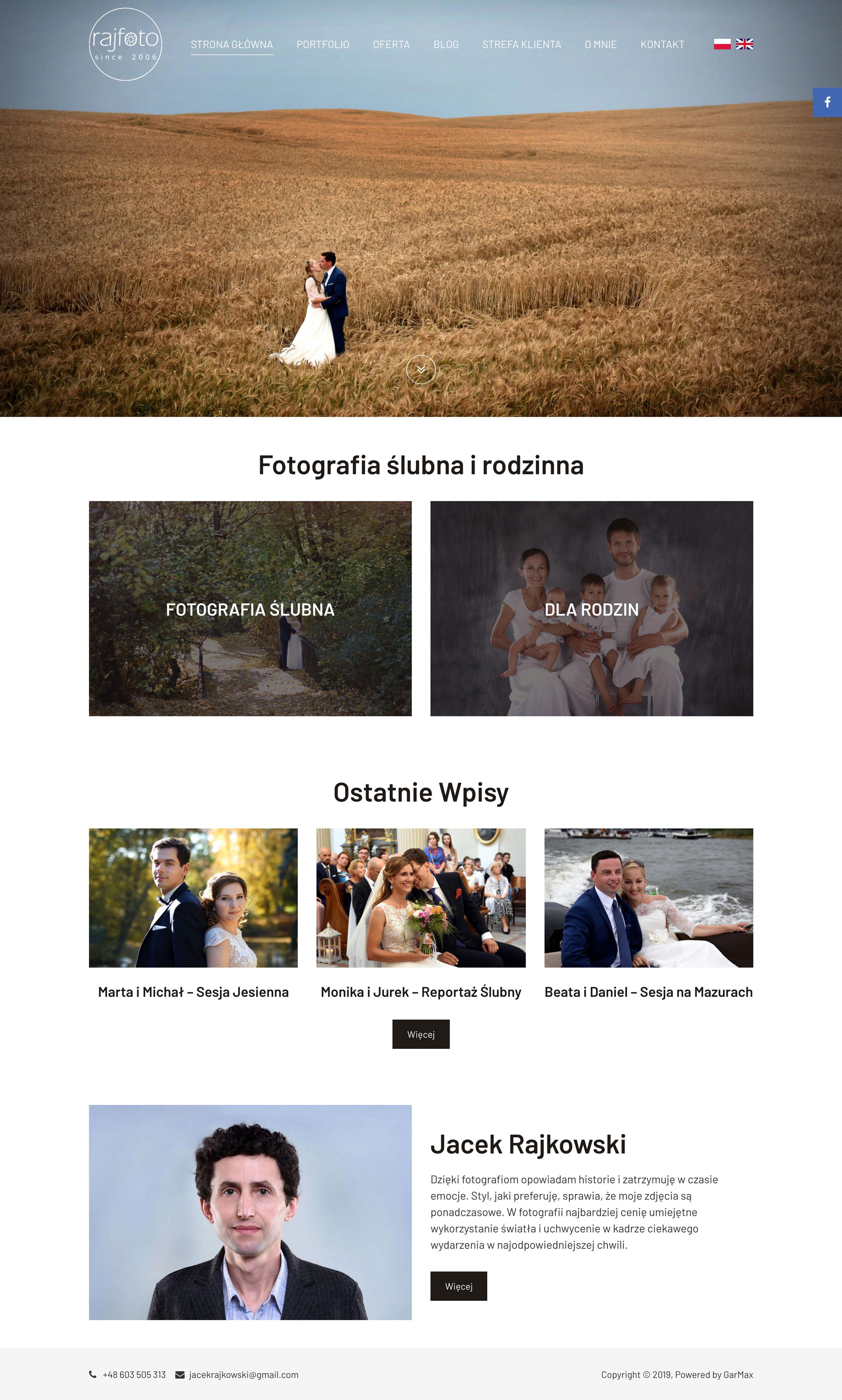 Rajfoto - Strona Główna