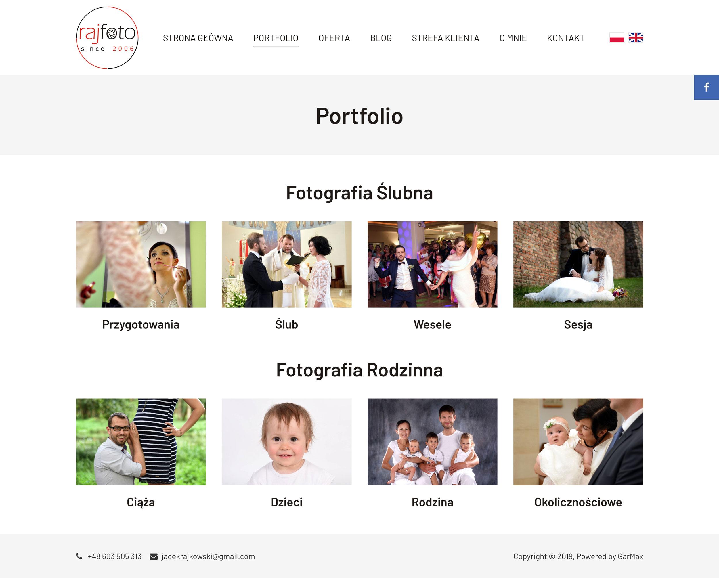 Rajfoto - Portfolio